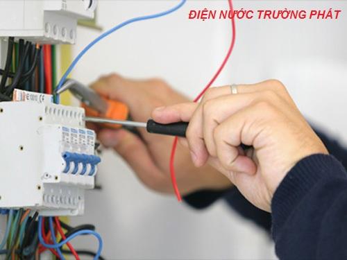 Lắp đặt, sửa chữa điện nước tại An Trạch