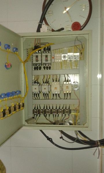 Sửa chữa điện nước tại Quang Trung