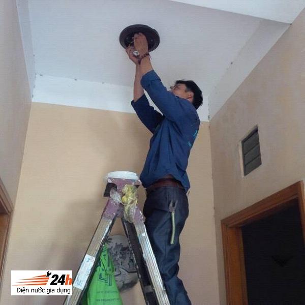 Sửa chữa điện nước tại Bà Triệu