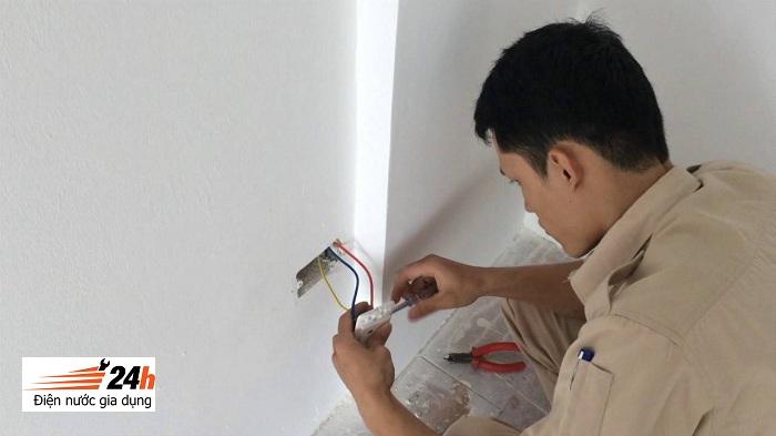 Sửa chữa điện nước tại Nguyễn Văn Cừ