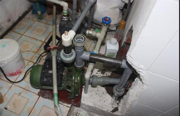 Sửa chữa máy bơm nước tại Lê Đức Thọ
