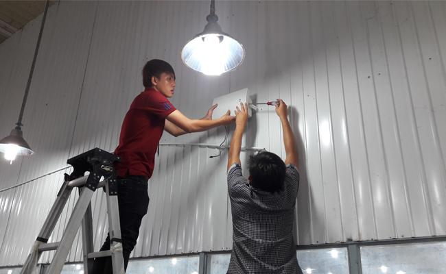 Sửa điện tại Khương Thượng