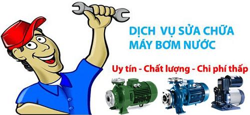 Sửa máy bơm Hà Nội
