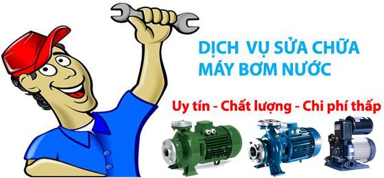 Sửa máy bơm tại nhà Hà Nội