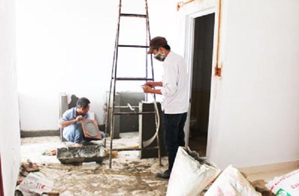 Sửa chữa điện nước tại Trần Duy Hưng