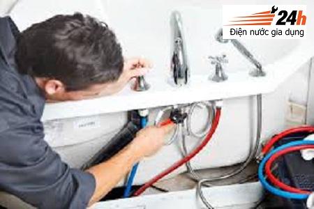 Thợ sửa chữa điện nước tại Chiến Thắng