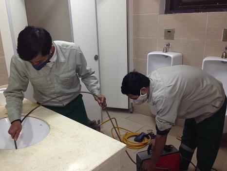 Dịch vụ sửa chữa điện nước tại Tôn Đức Thắng