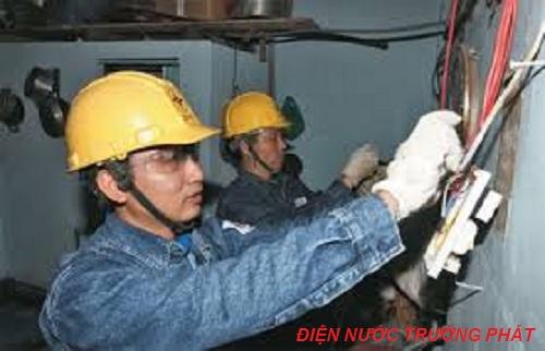 Thợ sửa chữa điện nước tại Trần Hữu Dực chuyên nghiệp