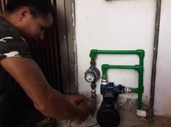 Sửa chữa máy bơm tại Khương Trung 0986271445
