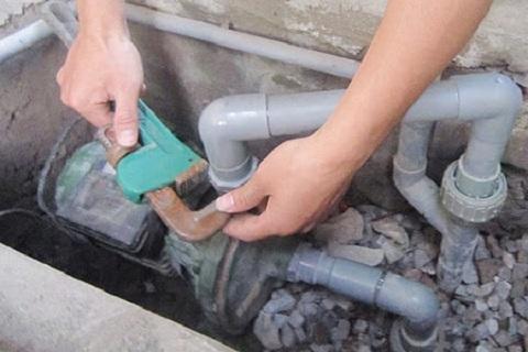 Dịch vụ sửa chữa máy bơm tại Văn Quán
