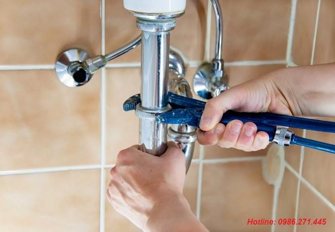Sửa chữa điện nước tại Nguyễn Cảnh Dị