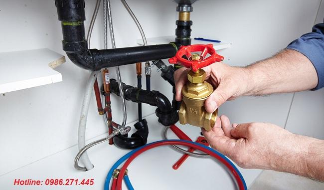 Sửa chữa điện nước tại Giáp Nhị Hoàng Mai